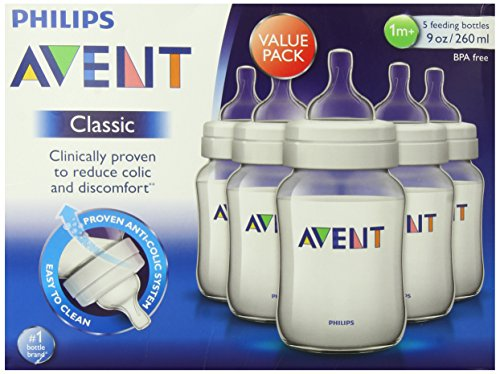 Philips Avent飞利浦BPA聚丙烯奶瓶