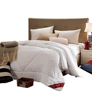 LOVO家纺床上用品双人加大中空纤维春秋被子 ¥229,叠加满减