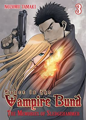 Dance in the Vampire Bund: The Memories of Sledge Hammer, Volume3.pdf