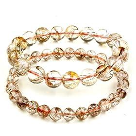 水晶手链发晶