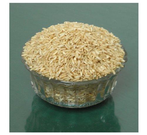 希多多 天然富硒杂粮 有机糙米400g袋 绿色有机食品 滋补养颜 健康有机含硒农产品-图片