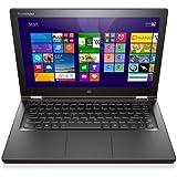 Lenovo 联想 Yoga2-13 13.3英寸笔记本电脑(英特尔 酷睿Haswell双核i5-4200U 4GB 128G极速固态硬盘 Micro HDMI 摄像头 IPS广视角炫彩屏 支持十点触控 Windows8.1 日光橙)
