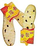 易水康足 踏云(精仿羊绒 舒适保暖型鞋垫)/双x2双 除臭 保暖 抗菌 吸汗看不见的优秀品质 可以感受的暖暖温情 一份体贴 十分呵护 让你爱上这个冬天 (40)-图片