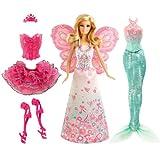 Barbie 芭比 童话换装组 时装娃娃 BCP36-图片