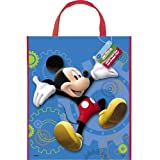 Large Plastic Mickey Mouse Favor Bag, 13
