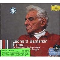 进口CD:伯恩斯坦指挥的勃拉姆斯交响曲全集