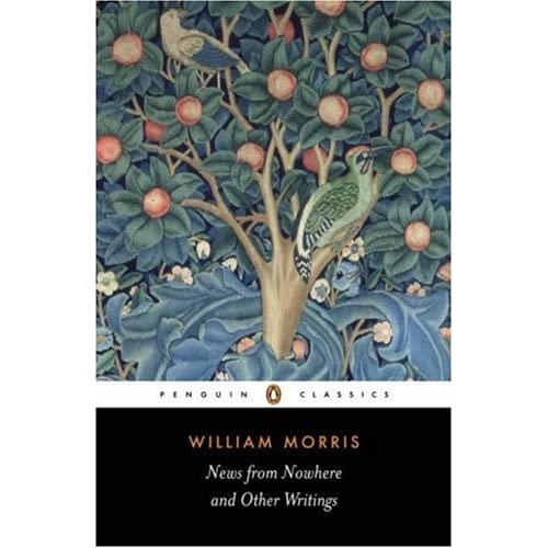 william morris news from nowhere essay News from nowhere [william morris] on amazoncom free shipping on qualifying offers one of the most literary and readable of utopian novels, news from nowhere.