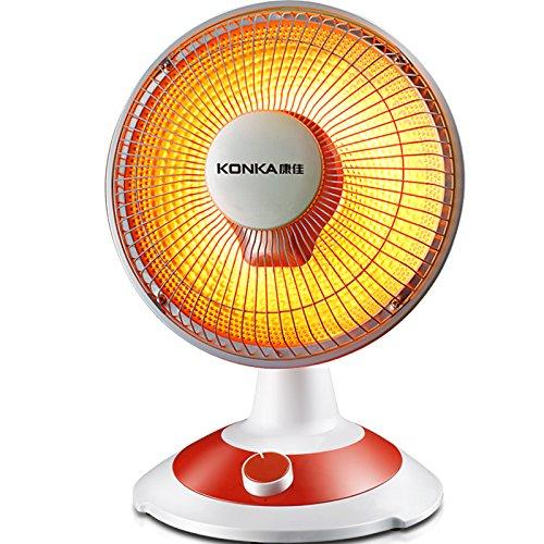 康佳(KONKA)KH-TY15台式小太阳取暖器(即开即热,俯仰可调,万向跌倒开关,二档功率可调)厂商直送