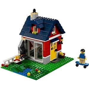 LEGO乐高 创意百变组 31009农庄小屋¥198