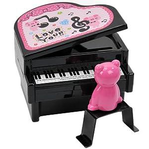 可爱钢琴储蓄罐 存钱罐 精美摆件