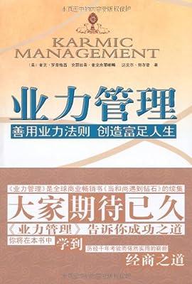 业力管理:善用业力法则、创造富足人生.pdf