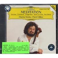 进口CD:瞑想大提琴曲集