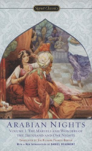 Arabian Nights, Volume Marvels Wonders Thousand One ...