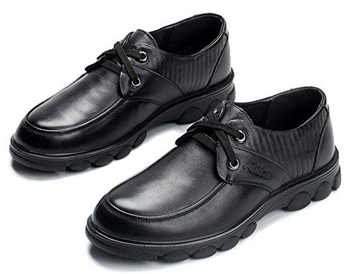 mulinsen 木林森 2014春秋新款男鞋英伦男士时尚商务休闲皮鞋