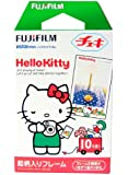 FUJIFILM 富士 instax mini 相纸 花边(kitty版 10张/盒)