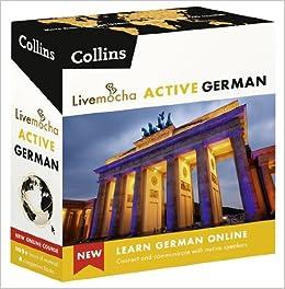 Collins Livemocha Active German-图书-亚马逊