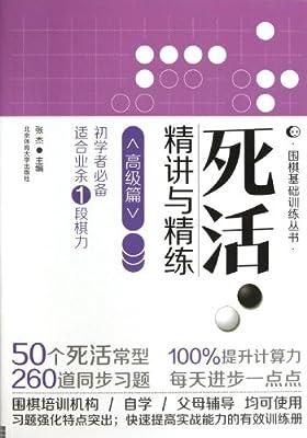 围棋基础训练丛书•死活精讲与精练:高级篇.pdf