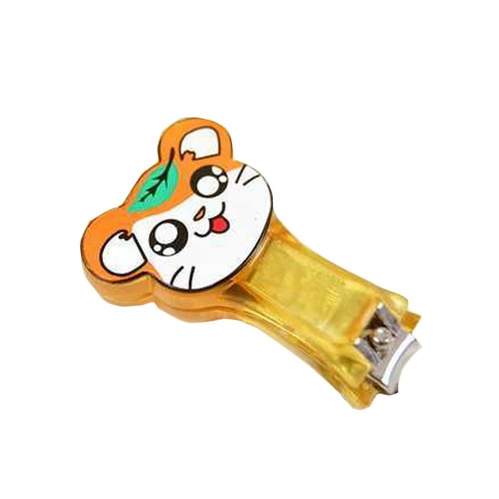 佳工坊 韩版可爱迷你带钥匙扣 动物卡通指甲刀 指甲钳指甲剪