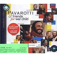 进口CD:帕瓦罗蒂和流行巨星们的演唱会