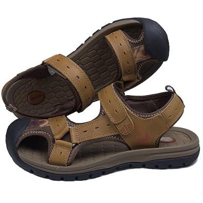 CAM.GNPAI 骆驼队长 夏季新款 户外必备 沙滩鞋 凉鞋 男鞋 清仓价 237001105