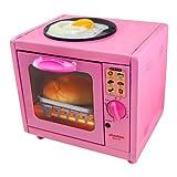maxhler每时乐电烤箱MSL-1028家用迷你电烤箱早餐吧(炫彩外壳可煎蛋带集屑盘)-图片