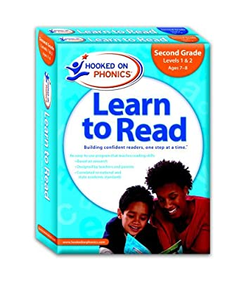 Hooked on Phonics Learn to Read 2nd Grade Complete.pdf