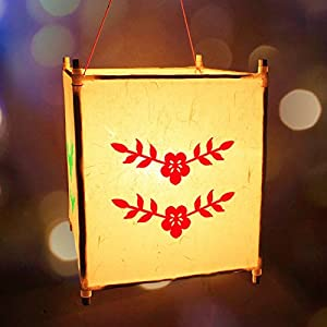 diy灯笼手工材料包 儿童幼儿园新年元宵节日宫灯兔子灯 亲子制作 (套
