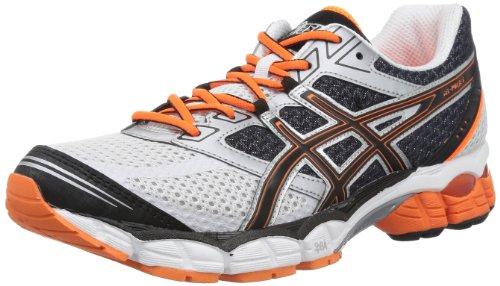 ASICS 亚瑟士 男 跑步鞋GEL-PULSE 5  T3D1N-0199 白色/黑色 42