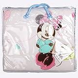 Disneybaby迪士尼宝宝梦想游记加大空调被(100140CM)(粉色) 72190320-图片