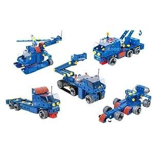 儿童益智玩具10岁以上8岁9电动拼装积木拆装机器人