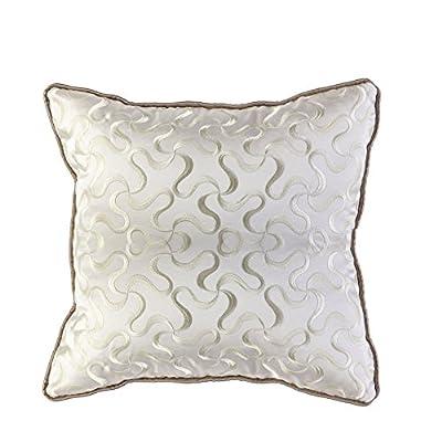 欧式抱枕靠垫套简约现代布艺办公室靠垫沙发
