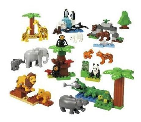 lego 乐高 野生动物组合 9218