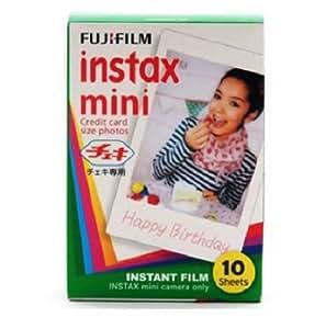 FUJIFILM 富士 instax mini 相纸 (白边 10张/盒)