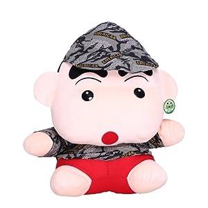 卡沙巴王子 蜡笔小新公仔大号 可爱毛绒玩具 最萌小新