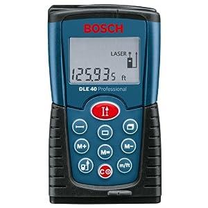 BOSCH 博世 激光测距仪 DLE 40  539元包邮的图片