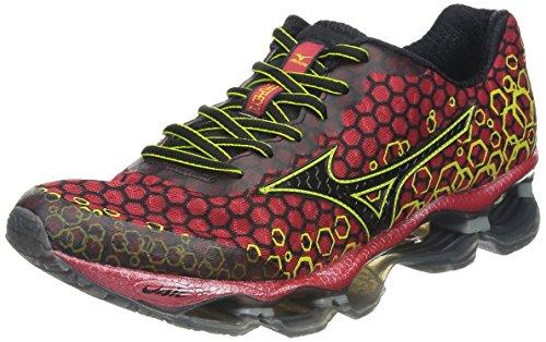 Mizuno 美津浓 男 跑步鞋WAVE PROPHECY 3  J1GR140000