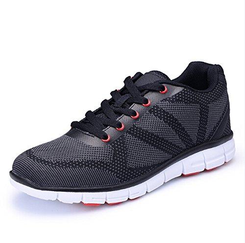 2015秋季新款全网面编制跑鞋内增高运动鞋6.5厘米69541