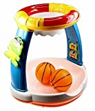 【网上城】五星 高力奇不倒翁音乐篮球架 宝宝学爬抓握运动玩具 优质环保塑料 37383-图片