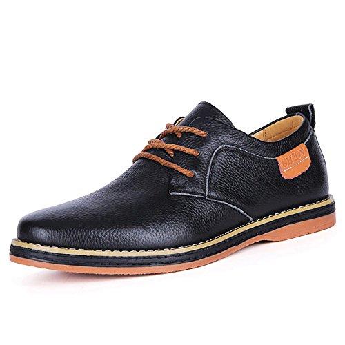 Guciheaven 古奇天伦 商务休闲鞋 休闲皮鞋 男士休闲皮鞋 休闲男鞋 低帮男鞋
