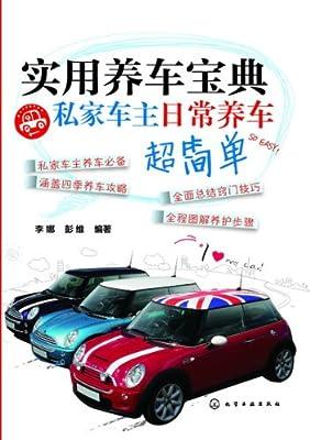 实用养车宝典:私家车主日常养车超简单.pdf
