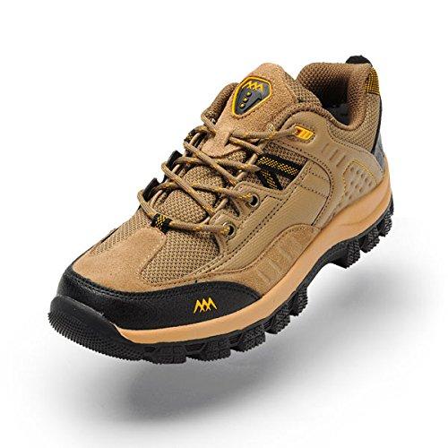 GERTOP 德意志山峰 户外鞋 秋冬款轻便减震徒步登山鞋男款 XQ21020