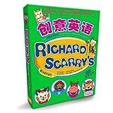 创意英语6DVD+6CD+3本书 理查德.斯凯瑞(美国最负盛名的儿童畅销书作家、世界童话大师)首套DVD问世-图片