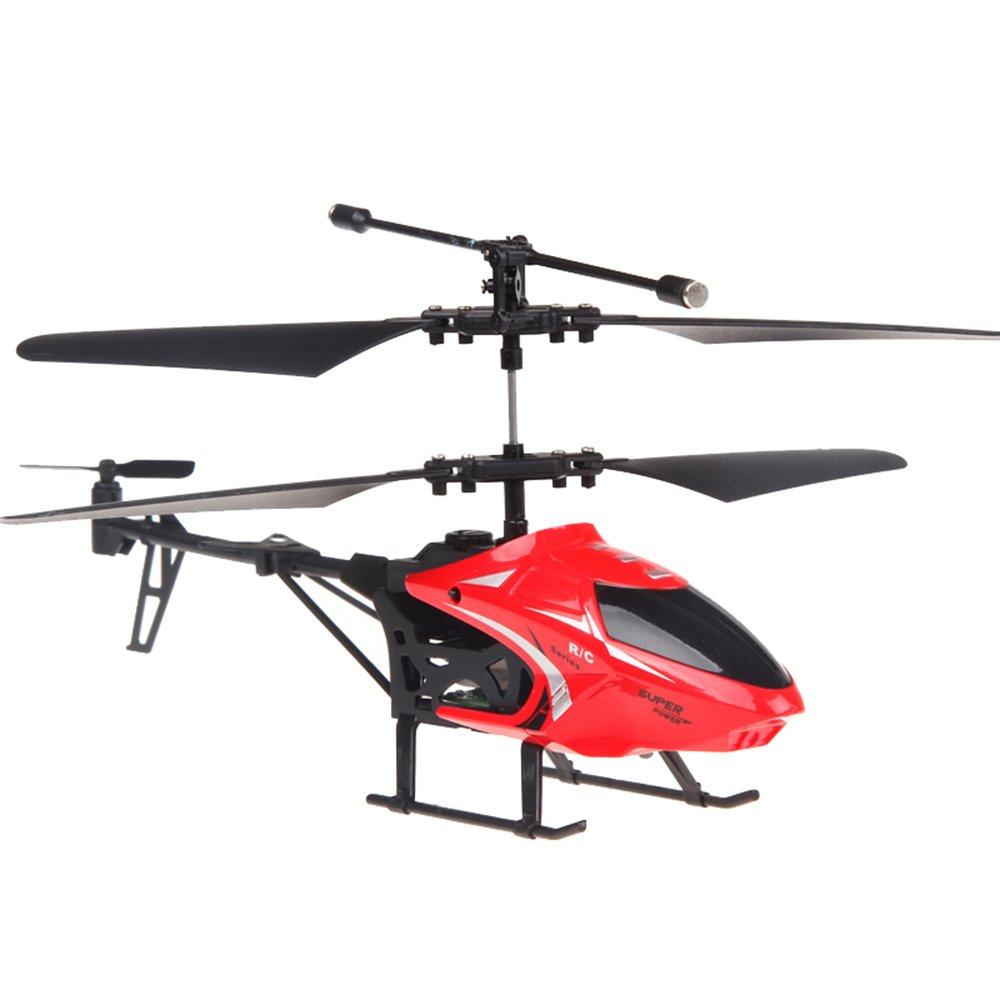 摇控飞机 充电陀螺仪 直升机航模型 儿童玩具节生日礼物 (雷霆战机
