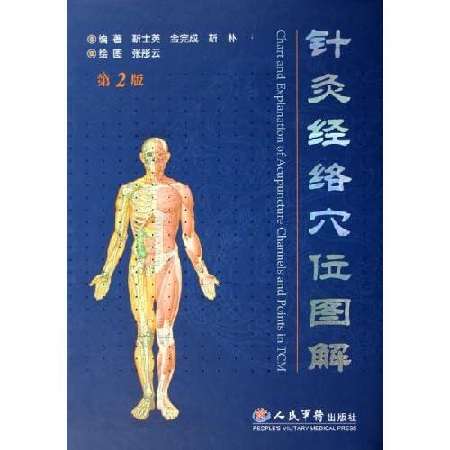 针灸经络穴位图解 - pdf电子书下载