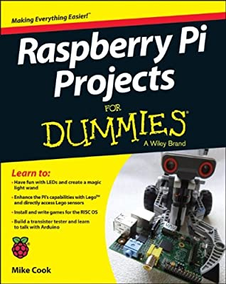 Raspberry Pi Projects For Dummies.pdf