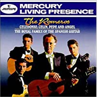 进口CD:西班牙吉它集The Romeros The Royal Family of the Spanish Guitar