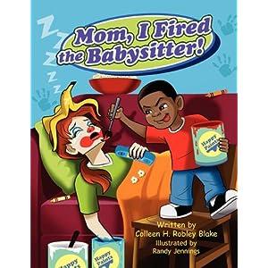 babysitter 卡通