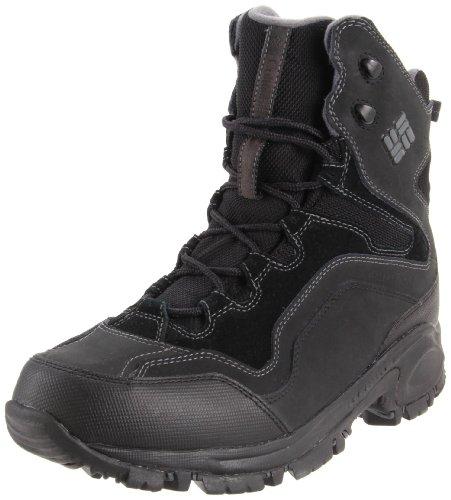 Columbia 哥伦比亚 男 WINTER SPORTS 御寒鞋 BM1525010 黑色 43 1/3