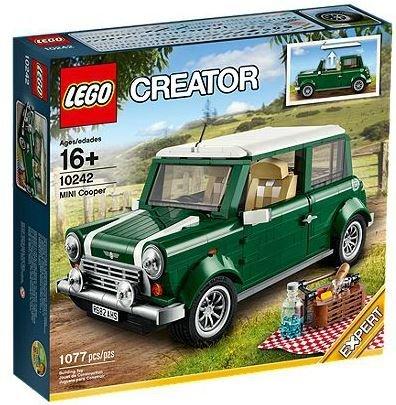 LEGO 乐高 创意系列 迷你库普尔 MINI Cooper 10242 $99.95