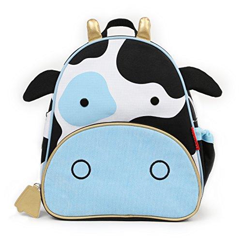 skip hop zoo动物造型可爱动物园小童背包小学生儿童书包双肩包全球购
